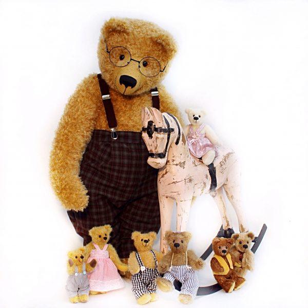 Opa Bär & Kinder
