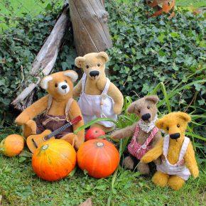 Franz, Seppi, Sigi und Simon